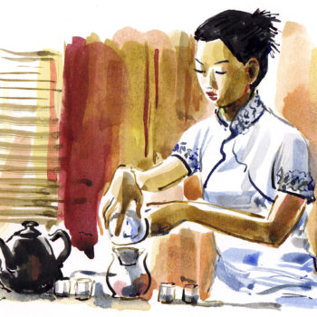 China Tea ceremony