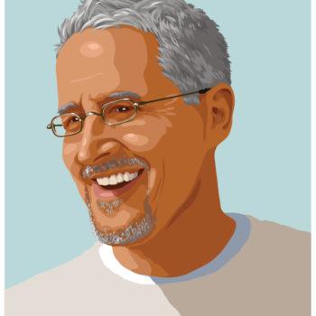 Chris Lyons portrait