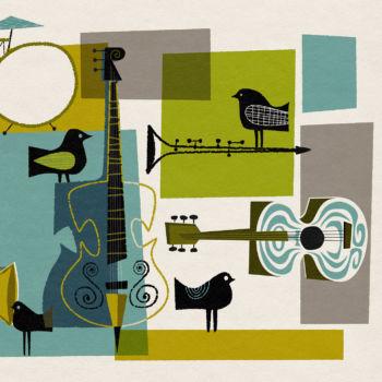 modern music texture