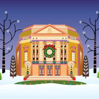 Severance Hall Christmas