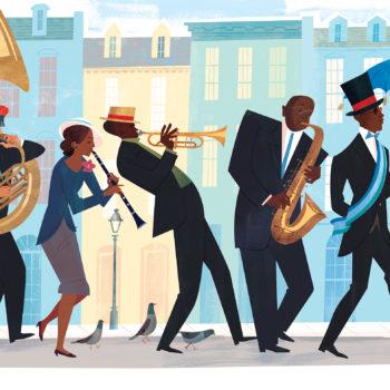 musicians Parade