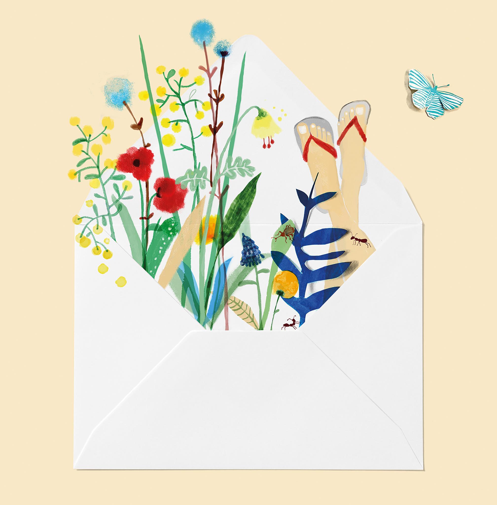 summer mail