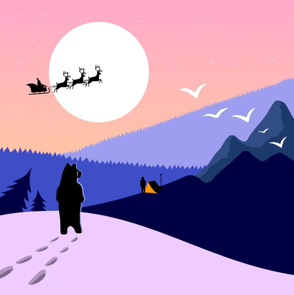 Tanguy Jestin Santa Clause