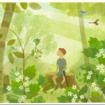 Chris O'leary children's book illustration