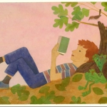 Chris O'leary children's environment book illustration