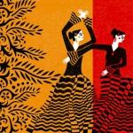 Kathleen Marcotte Dance illustration