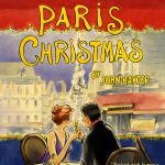 Vince McIndoe painting A Paris Christmas